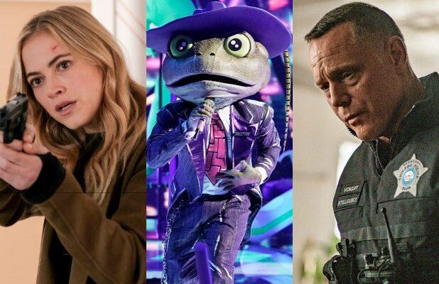 14 Highest-Rated Broadcast Shows of 2019-20 TV Season, From 'Masked Singer' to 'NCIS' (Photos)