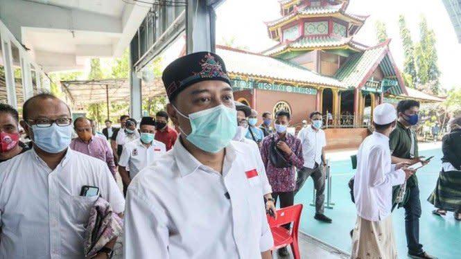 Pilkada Surabaya, Eri Cahyadi Harus Izin ke Persebaya, Kenapa?