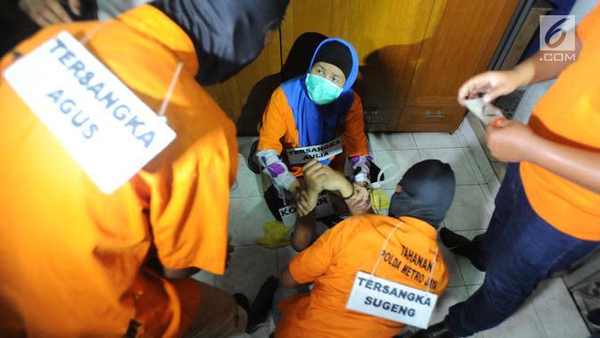 Kakak Kandung Pupung Ungkap Karakter Aulia, Istri Bakar Suami di Sukabumi