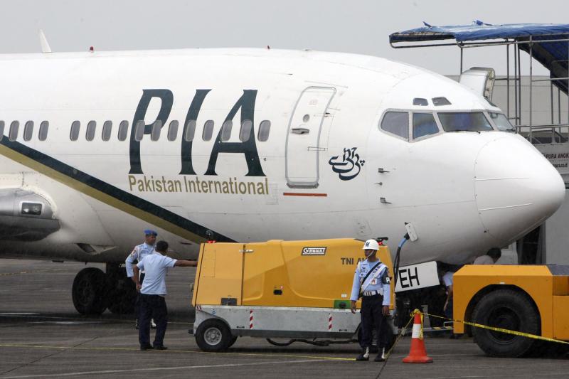 Pakistan Pilots Scandal
