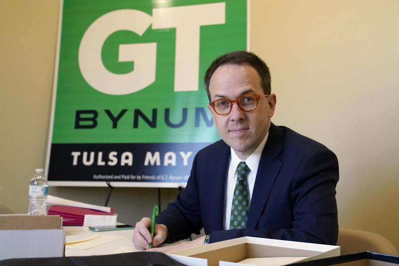 Election 2020 Tulsa Mayor