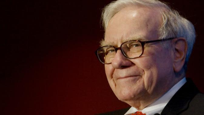 Warren Buffett, CEO, Berkshire Hathaway. (Sumber zerohedge.com)