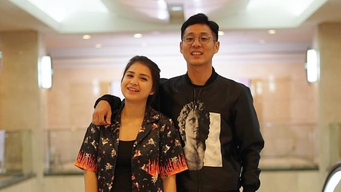 Potret perjalanan cinta Putri Titian dan Junior Liem (Instagram/putrititian)
