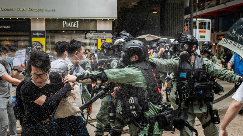 台灣有沒有能力幫助香港?