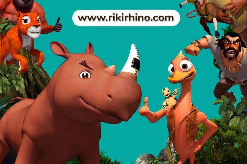 Film Riki Rhino hadir dalam laman interaktif