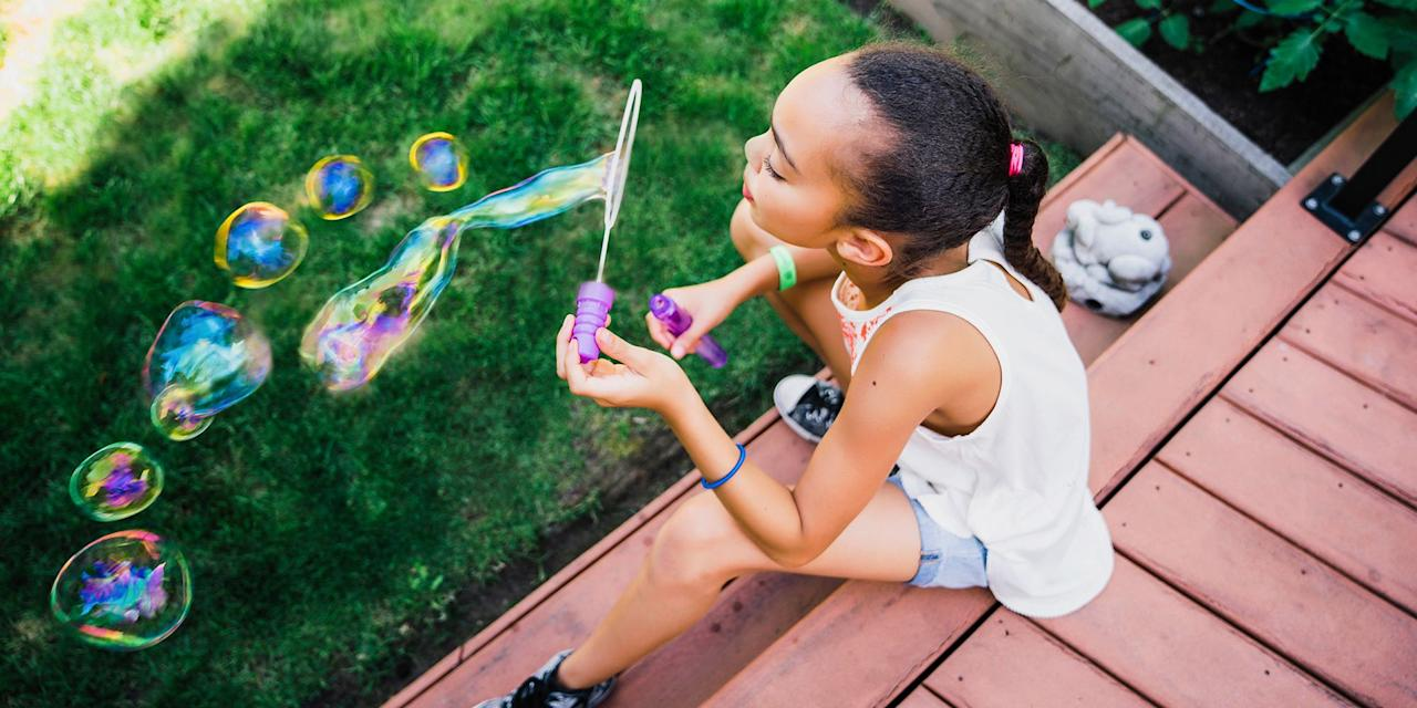 <p>Your kids may be too enthralled with their iPads and video games to realize that the weather is getting a bit warmer and days are growing a bit longer. Shut down the screens and banish the boredom once and for all! Get them up and out of the house with these outdoor toys that'll bring the fun all season long! Check out our favorite picks that guarantee hours of playtime. </p>