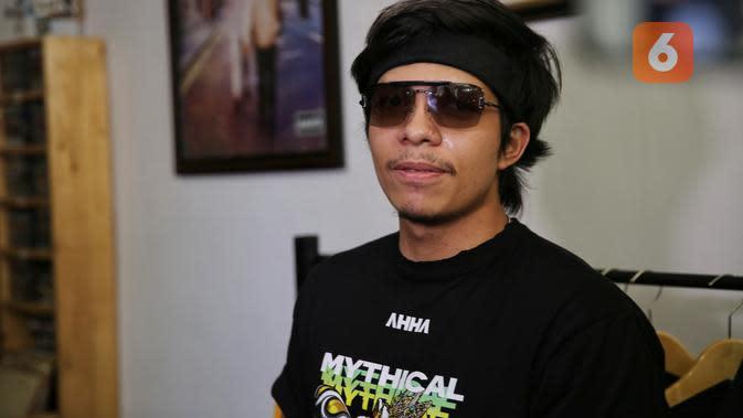 Atta halilintar Opening The Joy of Rep (opening store) - Kreo Tangerang, Sabtu (11/7/2020). (Adrian Putra/Fimela.com)