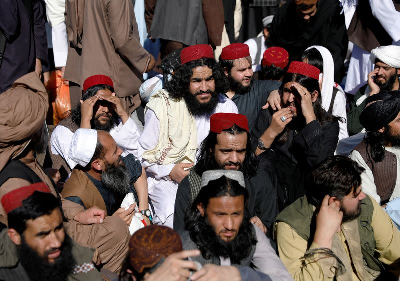 West reluctant for 'dangerous' Taliban prisoners to be freed: sources
