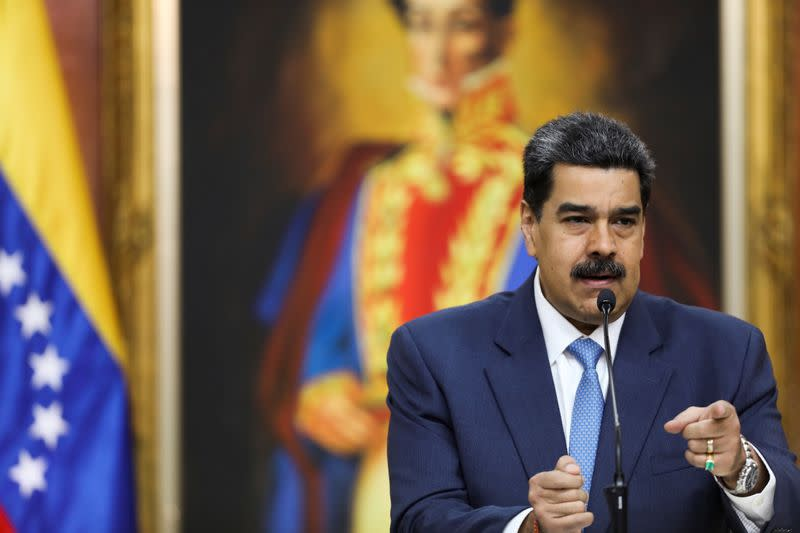 Venezuelan's Maduro says decision to allow dollar transactions was 'correct'