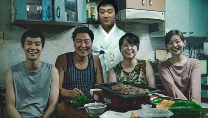 Mi Instan Jjapaguri atau ramdon jadi hits lewat Parasite, Film Terbaik Oscar 2020. (dok.Instagram @ast_freeman/https://www.instagram.com/p/B8beCh7p7kr/Henry)