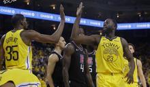 NBA/否認和格林有矛盾 KD:我們吵架後關係變得更好了