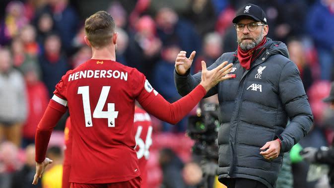 Liverpool siap juara (AFP/Paul Ellis)