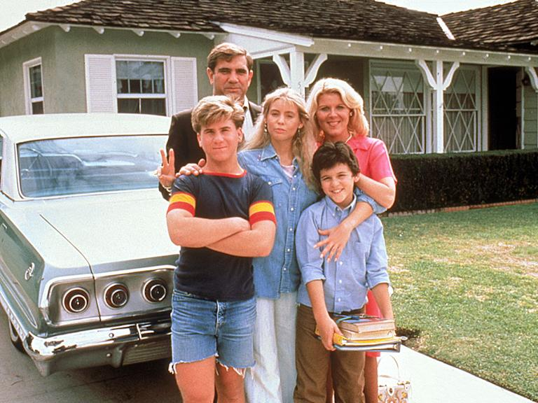 "Even the show the series was set in ""Anytown USA"" the exterior of the Arnold house is in Burbank, California and the show was shot in Culver City."