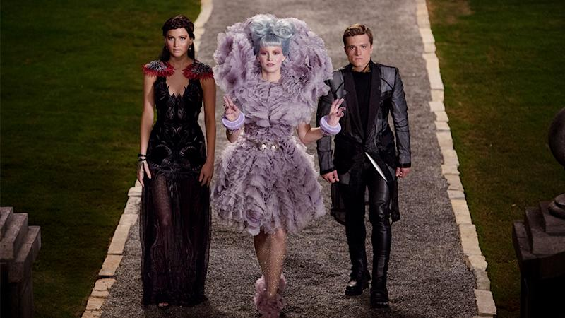 Citing 'Hunger Games,' Moody's Upgrades Lionsgate