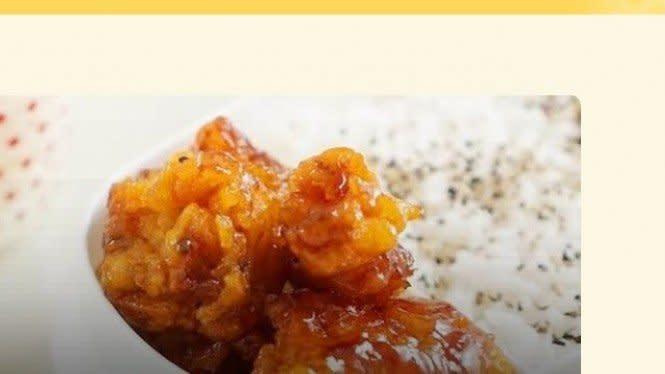 Resep: Nugget Ayam Korea yang Bikin Semangat Sahur