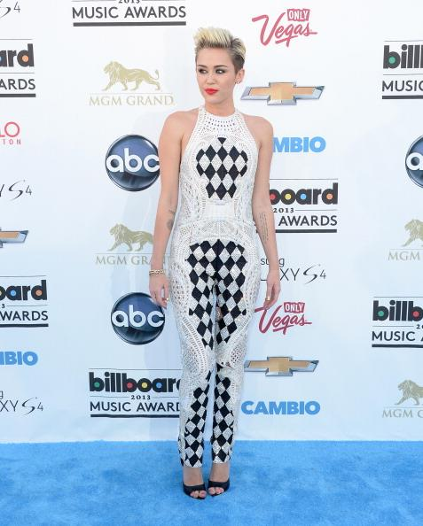 Miley Cyrus Wows Billboard Music Awards in — Yet Another — Jumpsuit!