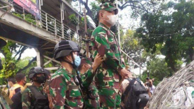 VIVA Militer: Panglima Komando Daerah Jayakarta, Mayjen Dudung Abdurachman