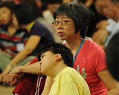 請幫助父母喘息擁有堅持的力量