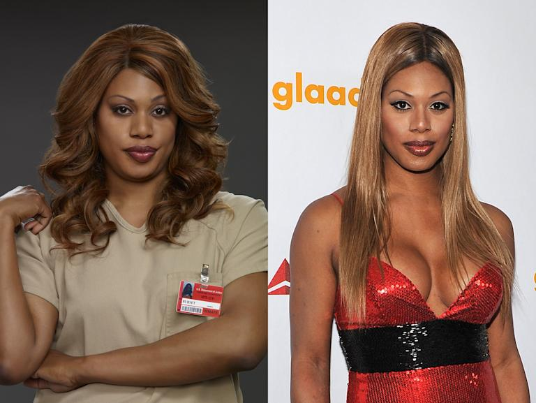 """Orange is the New Black"": Laverne Cox"