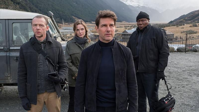 Mission: Impossible – Fallout on Hulu