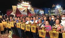新北玄天上帝文化祭 5百神尊泰山捷運公園祈福
