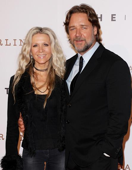 Danielle Spencer,Russell Crowe