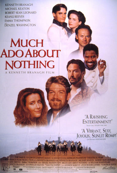 Denzel Washington Movie Titles - Much Ado