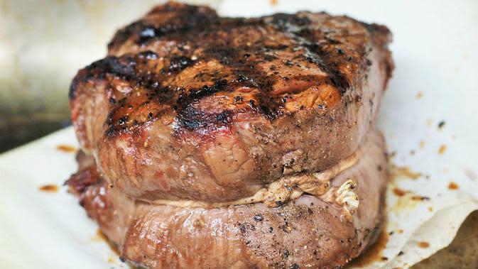 Tekstur daging (Sumber Pixabay)