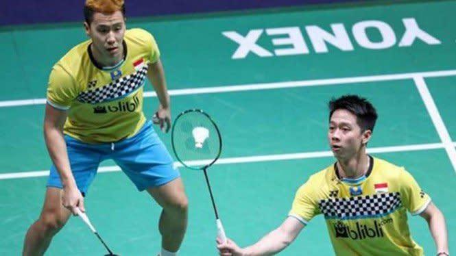 All Indonesian Finals dan Catatan Memukau Kevin/Marcus di Denmark Open