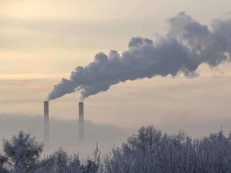 11月空污超標 PM2.5加劇