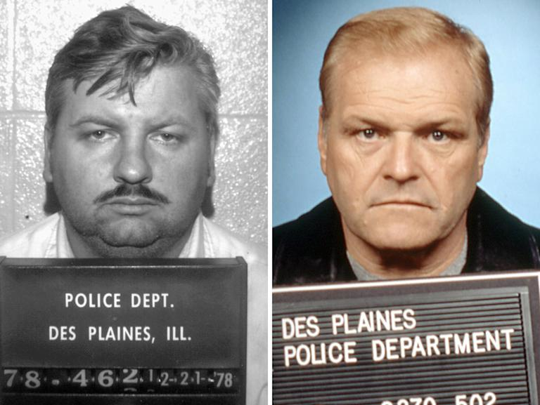 Brian Dennehy  - John Wayne Gacy (To Catch a Killer)