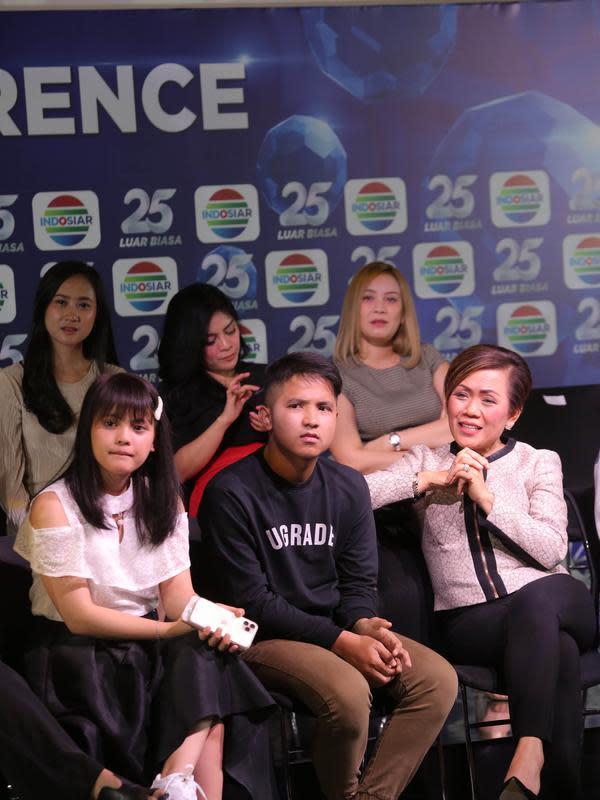 Hut Ke 25 Indosiar Suguhkan Perayaan Spektakuler