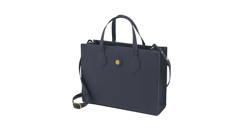 Leather Grab Cross Body Bag
