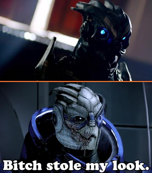 Mass Effects' Garrus Gets Lost, Shows Up In 'Doctor Who' Trailer