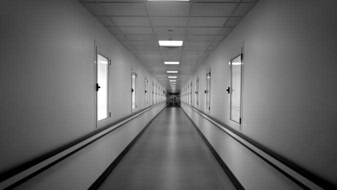 Ilustrasi lorong rumah sakit (iStock)