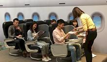 不僅鹹酥雞美味升空 台虎還領先全球、推出機上防疫新品「虎大位」(影音)