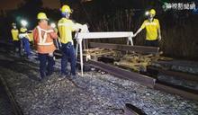 台鐵斷軌頻傳 運安會提3大解方