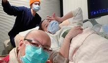 快訊/趙小僑孩子沒保住 她崩潰發聲:16周寶寶胎停了