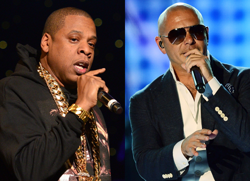 "Pitbull Makes Pro-Cuba Song, Defends Jay-Z Over Track For Jay-Z's ""Open Letter"""