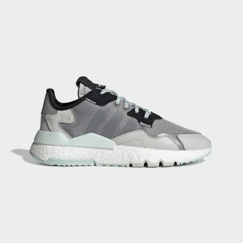 Nite Jogger Shoes. Image via Adidas.