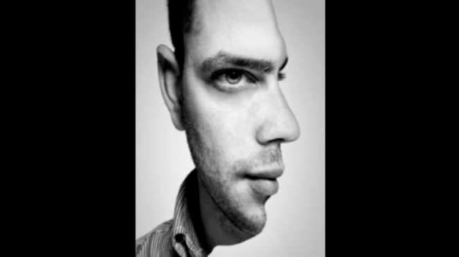 Ilustrasi gambar wajah untuk mengukur tempramen seseorang