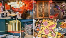 台中4家網美系燒肉店:日式燈籠搭楓紅、復古清宮、小鼓造型高腳椅