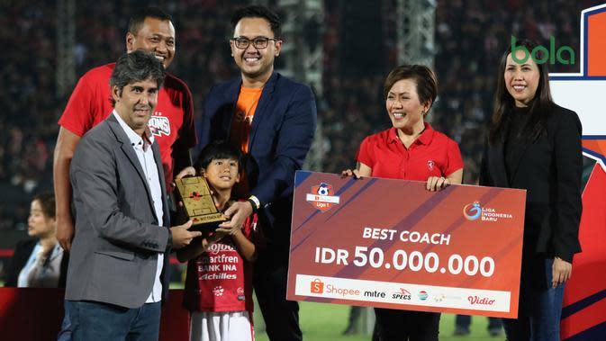 Stefano Cugurra Tak Bisa Dampingi Bali United di Liga Champions Asia