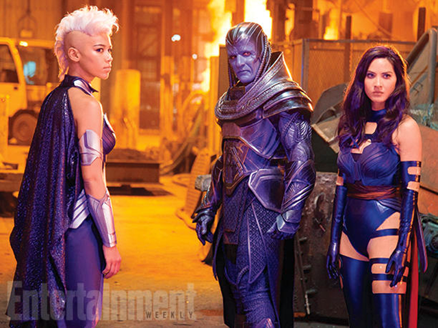 'X-Men' fans flip out over Apocalypse's look, learned nothing from Quicksilver debacle