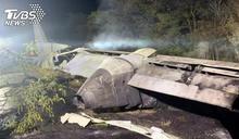 疑引擎故障!烏克蘭軍機墜毀 25死2重傷
