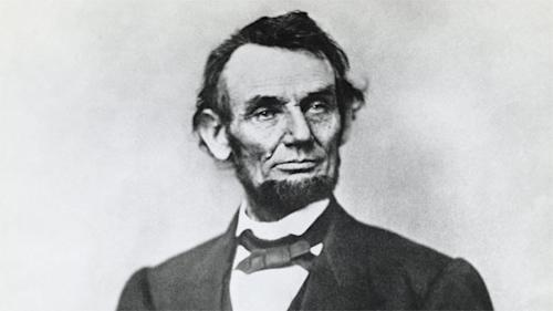 Abraham Lincoln was a lot funnier than you might think