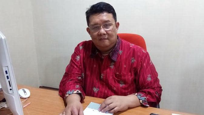 Ketua Fakultas Teknologi Kelautan ITS Surabaya, Raja Oloan Saut Gurning. ©2019 Merdeka.com