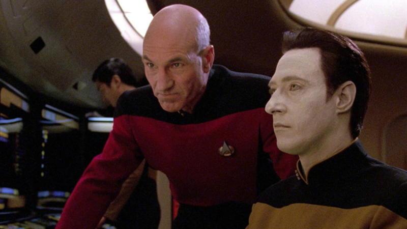 Star Trek The Next Generation Netflix