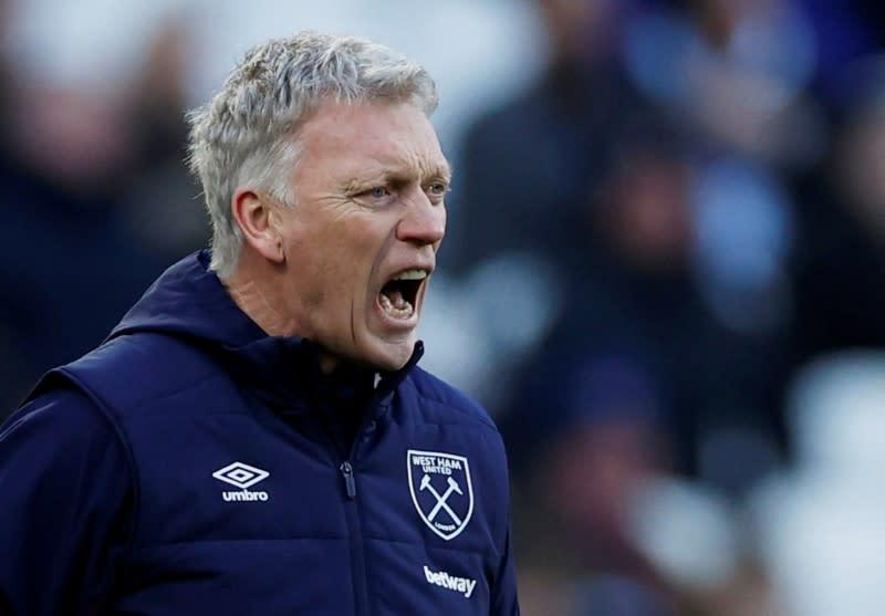 West Ham to play friendlies before Premier League restart, says Moyes