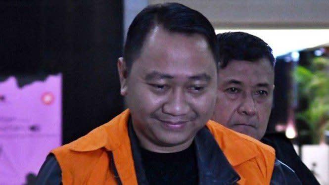 Kasus Suap, Bupati Lampung Utara Dituntut 10 Tahun Penjara